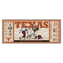 Fanmats 23172 University of Texas Ticket Runner 30
