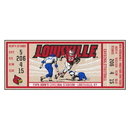 Fanmats 23174 University of Louisville Ticket Runner 30