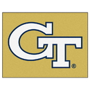Fanmats 2337 Georgia Tech All-Star Mat 33.75