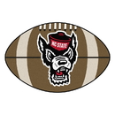Fanmats 23980 NC State Football Rug 20.5