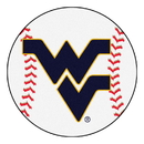 Fanmats 2459 West Virginia Baseball Mat 27