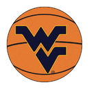 Fanmats 2465 West Virginia Basketball Mat 27