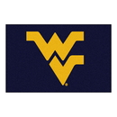 Fanmats 2466 West Virginia Starter Rug 19
