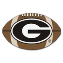 Fanmats 3024 Georgia Football Rug 20.5