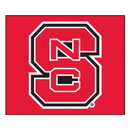Fanmats 3368 NC State Tailgater Rug 59.5