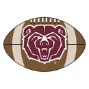 Fanmats 3402 Missouri State Football Rug 20.5