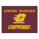 Fanmats 370 Central Michigan All-Star Mat 33.75