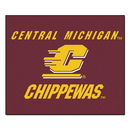Fanmats 373 Central Michigan Tailgater Rug 59.5
