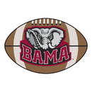 Fanmats 3762 Alabama Football Rug 20.5