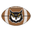 Fanmats 4141 Kennesaw State Football Rug 20.5