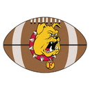 Fanmats 420 Ferris State Football Rug 20.5