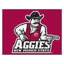 Fanmats 4223 New Mexico State All-Star Mat 33.75