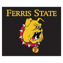 Fanmats 427 Ferris State Tailgater Rug 60
