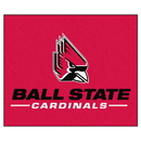 Fanmats 4288 Ball State Tailgater Rug 59.5
