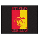 Fanmats 4295 Pittsburg State All-Star Mat 33.75