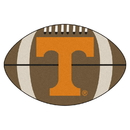 Fanmats 4375 Tennessee Football Rug 20.5