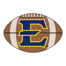 Fanmats 439 East Tennessee State Univ Football Rug 20.5