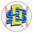 Fanmats 4439 South Dakota State Baseball Mat 27