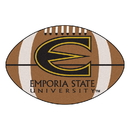Fanmats 457 Emporia State Football Rug 20.5