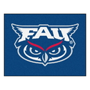 Fanmats 50 Florida Atlantic All-Star Mat 33.75