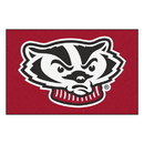 Fanmats 5114 Wisconsin Starter Rug 19