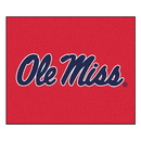 Fanmats 5131 Ole Miss Tailgater Rug 59.5