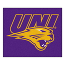 Fanmats 515 Northern Iowa Tailgater Rug 59.5