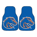 Fanmats 5192 Boise State 2-pc Carpeted Car Mats 17