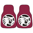 Fanmats 5200 Cal State - Chico 2-pc Carpeted Car Mats 17