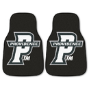 Fanmats 5301 Providence College 2-pc Carpeted Car Mats 17