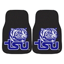 Fanmats 5324 Tennessee State 2-pc Carpeted Car Mats 17