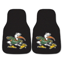 Fanmats 5457 Miami 2-pc Carpeted Car Mats 17