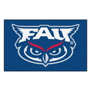Fanmats 54 Florida Atlantic Ulti-Mat 59.5
