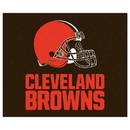 Fanmats 5707 NFL - Cleveland Browns Tailgater Rug 59.5