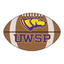 Fanmats 571 Wisconsin-Stevens Point Football Rug 20.5