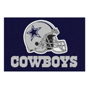 Fanmats 5727 NFL - Dallas Cowboys Starter Rug 19