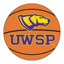 Fanmats 572 Wisconsin-Stevens Point Basketball Mat 27