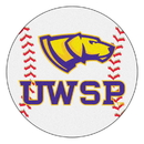 Fanmats 573 Wisconsin-Stevens Point Baseball Mat 27