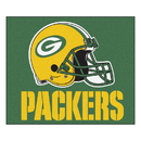 Fanmats 5758 NFL - Green Bay Packers Tailgater Rug 59.5