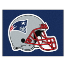 Fanmats 5801 NFL - New England Patriots Tailgater Rug 59.5