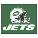 Fanmats 5816 NFL - New York Jets Tailgater Rug 59.5
