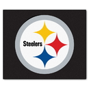 Fanmats 5830 NFL - Pittsburgh Steelers Tailgater Rug 59.5