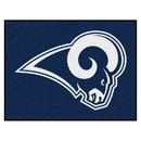 Fanmats 5839 NFL - Los Angeles Rams All-Star Mat 33.75