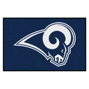 Fanmats 5845 NFL - Los Angeles Rams Starter Rug 19