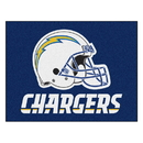 Fanmats 5846 NFL - Los Angeles Chargers All-Star Mat 33.75