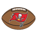 Fanmats 5857 NFL - Tampa Bay Buccaneers Football Rug 20.5