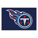 Fanmats 5866 NFL - Tennessee Titans Starter Rug 19