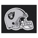 Fanmats 5939 NFL - Oakland Raiders Tailgater Rug 59.5