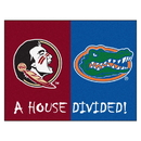 Fanmats 6004 Florida State - Florida House Divided Rug 33.75