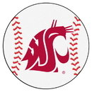Fanmats 627 Washington State Baseball Mat 27